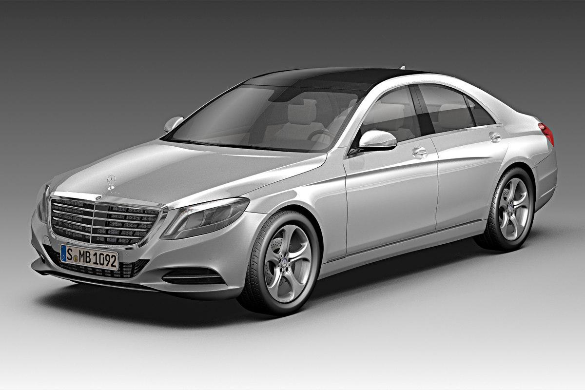 2014 Mercedes Benz S Class