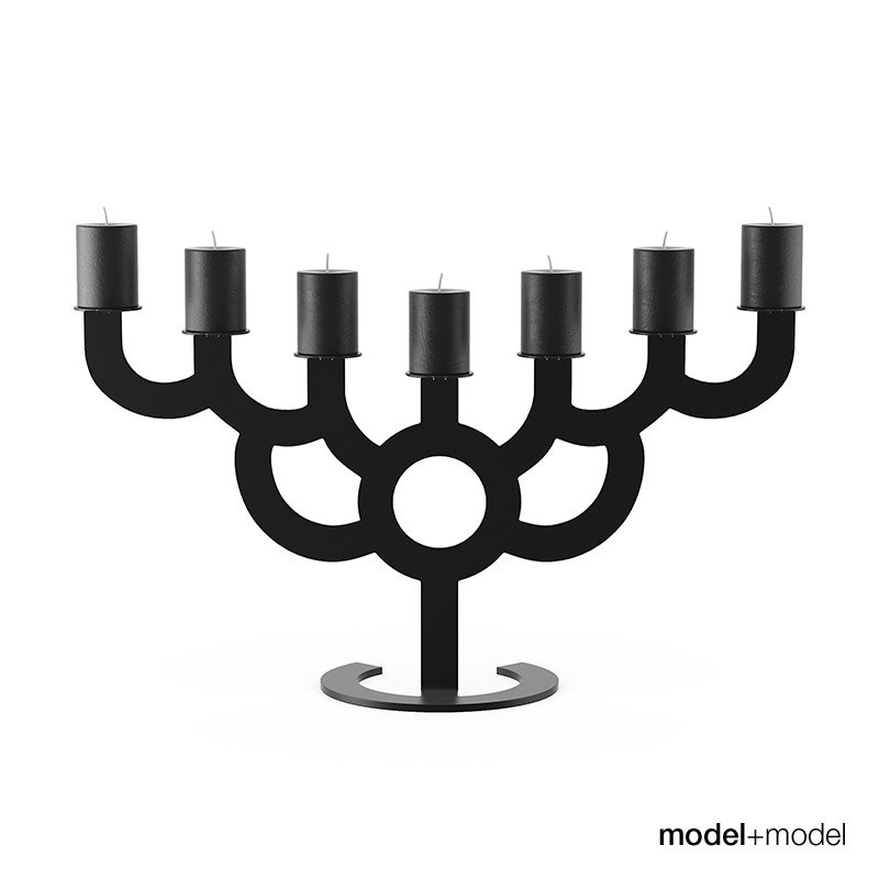 Moooi Bold candleholders