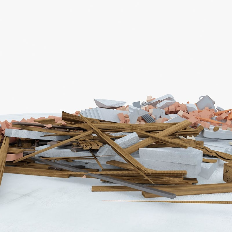 construction debris 2