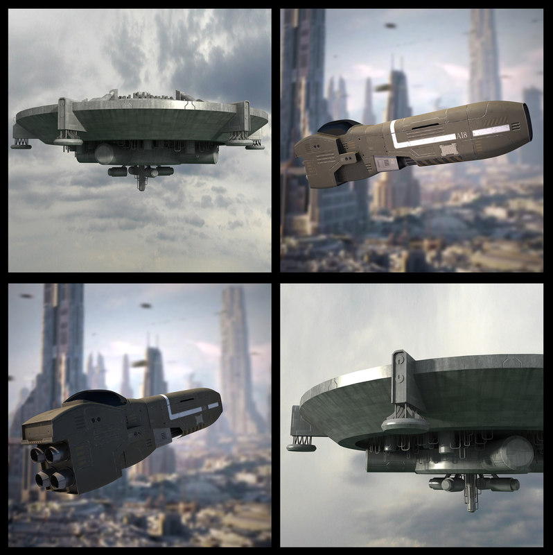 2 Spacecrafts