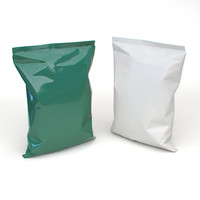 potato chip bag 3D models