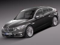 BMW Gran Turismo 3D models