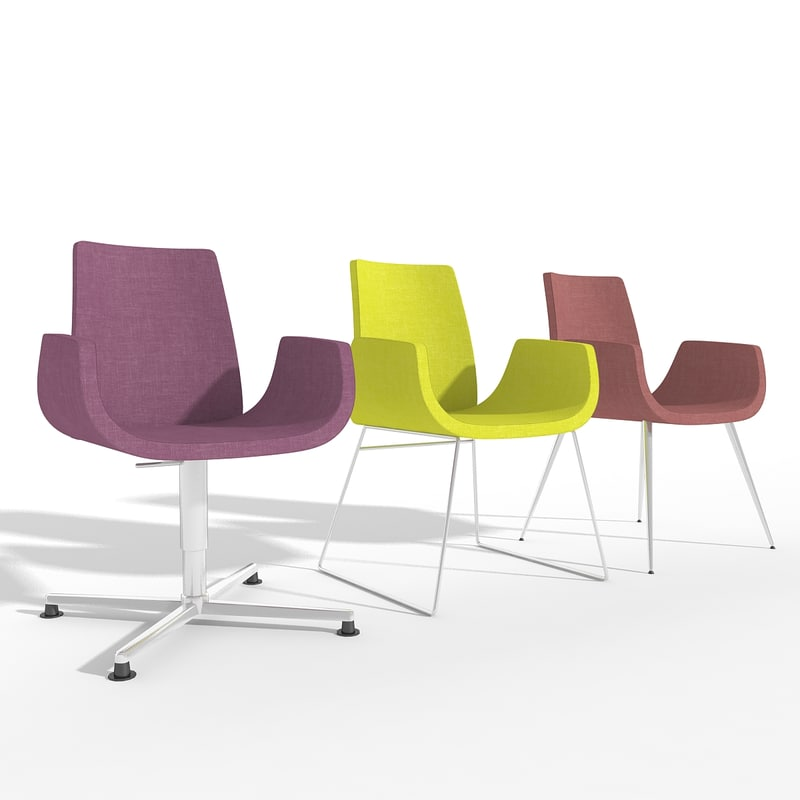 Chair Nero