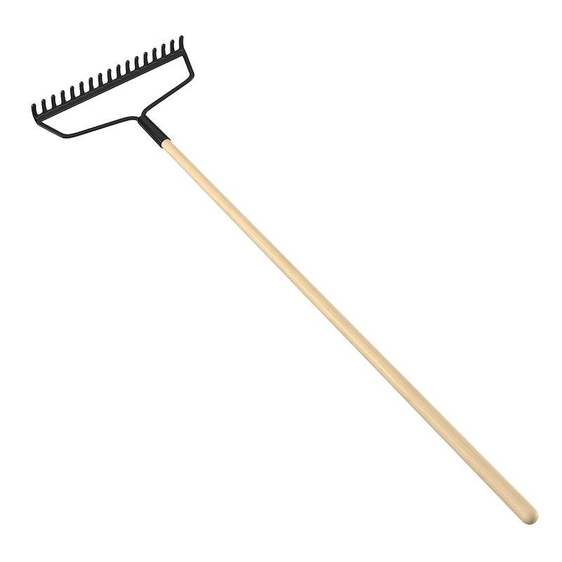 3d rake for Garden design 3d tools