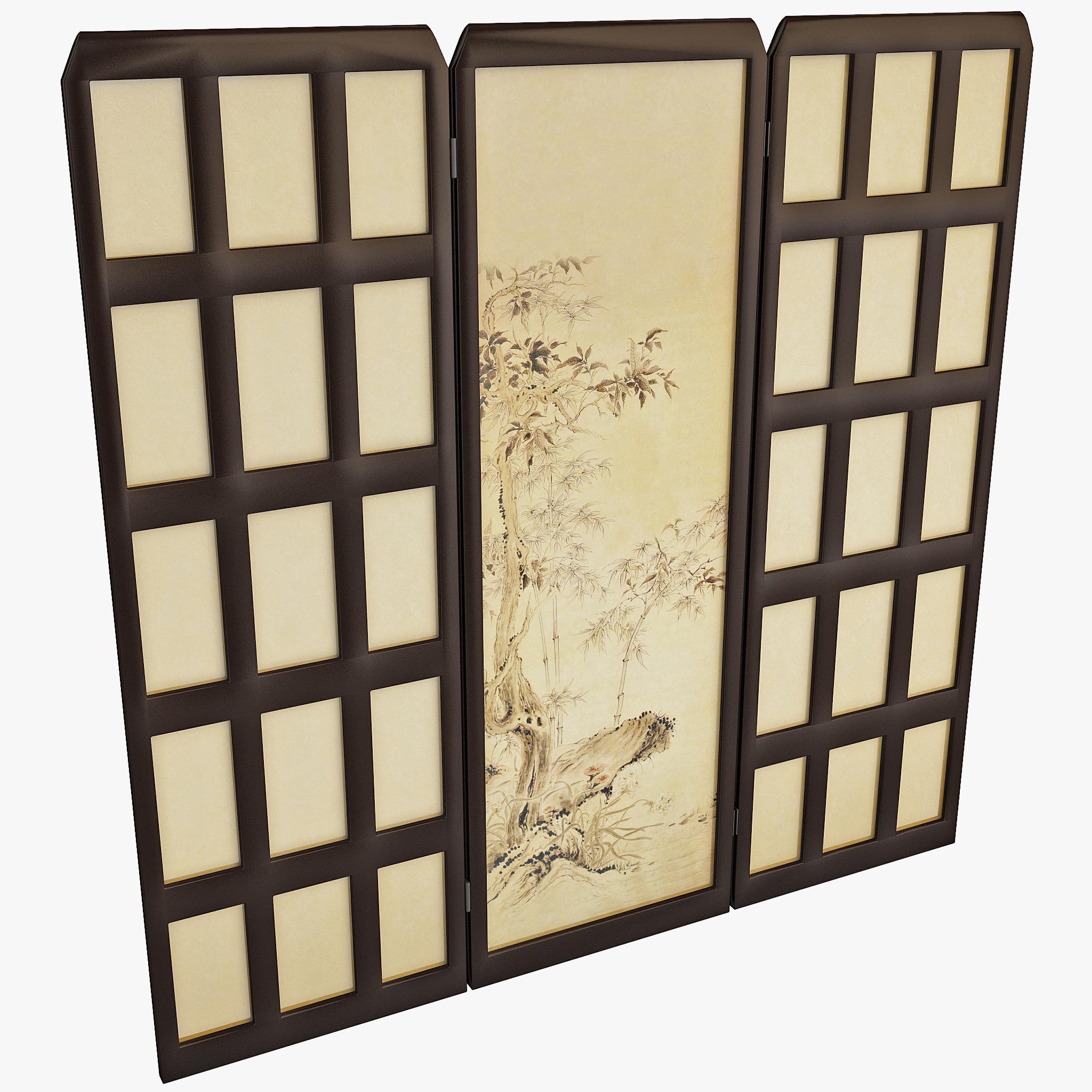 Max screen room divider shoji - Shoji room divider ...