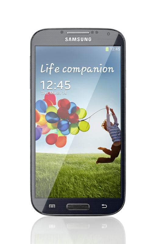 Samsung Galaxy S4 black version