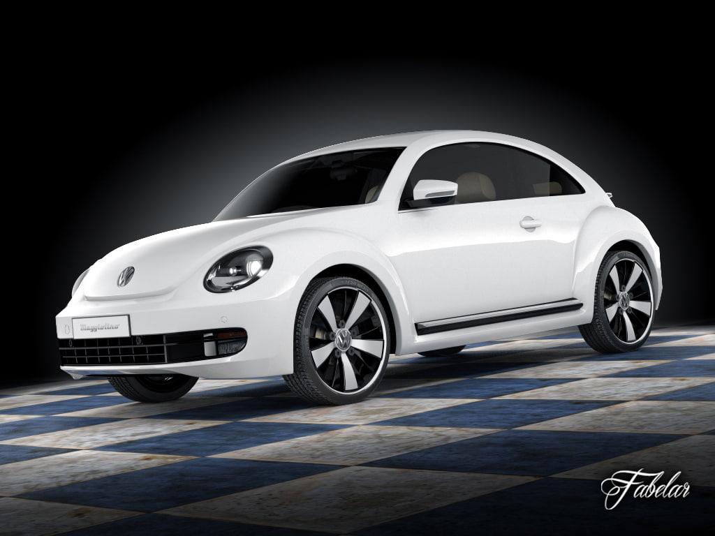 Volkswagen Maggiolino 2013