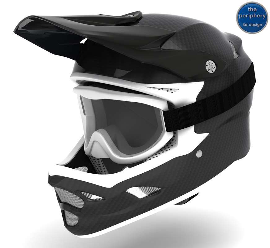 Kabuto - Fiber Carbon Helmet & Goggles
