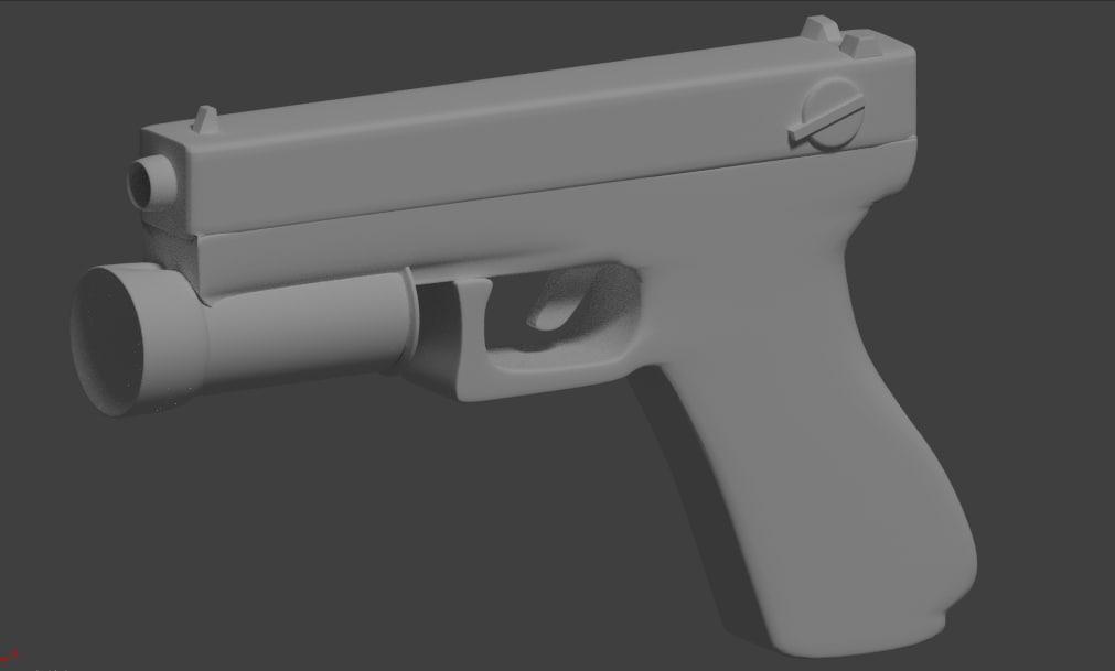 Glock - Pistol