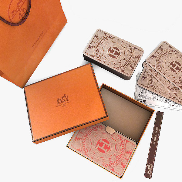Hermes Playing Cards Box
