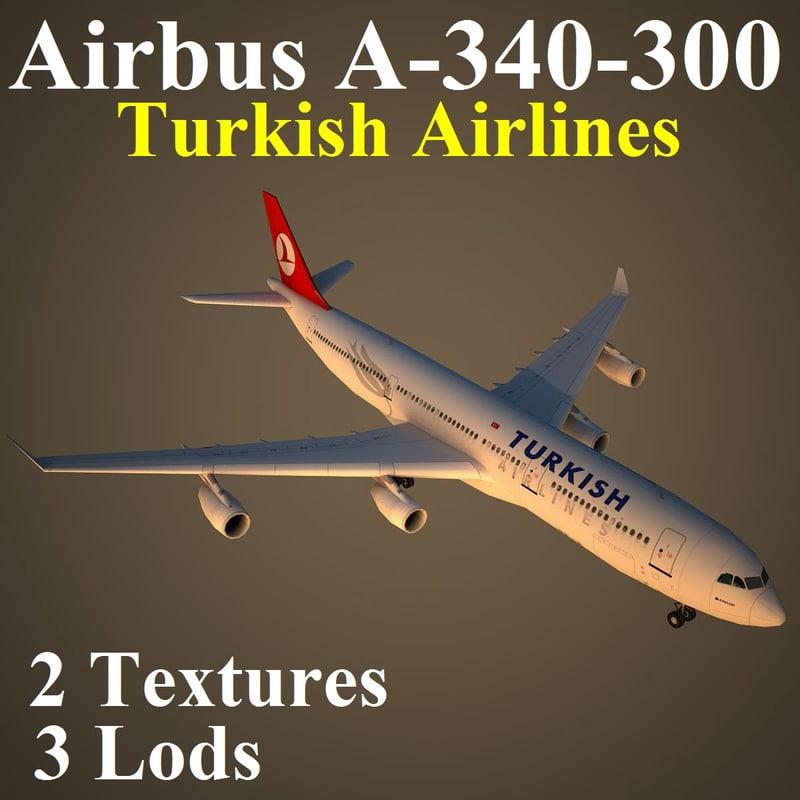 A343 THY