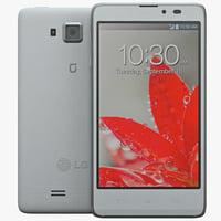 LG Optimus LTE Tag 3D models