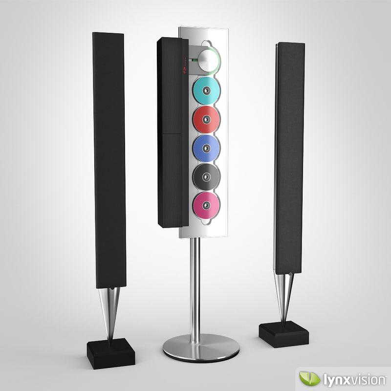 Bang & Olufsen Audio System