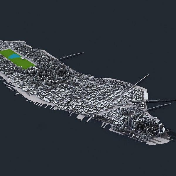 Newyork City 3D Models