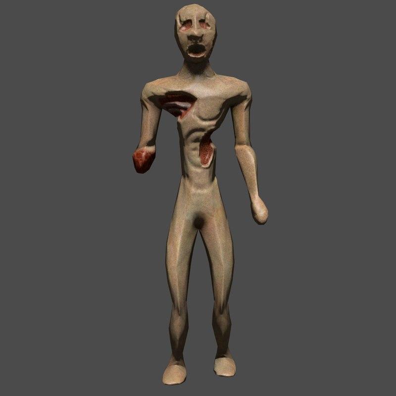 Animated Zombie
