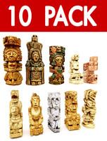 mayan statue 3D models