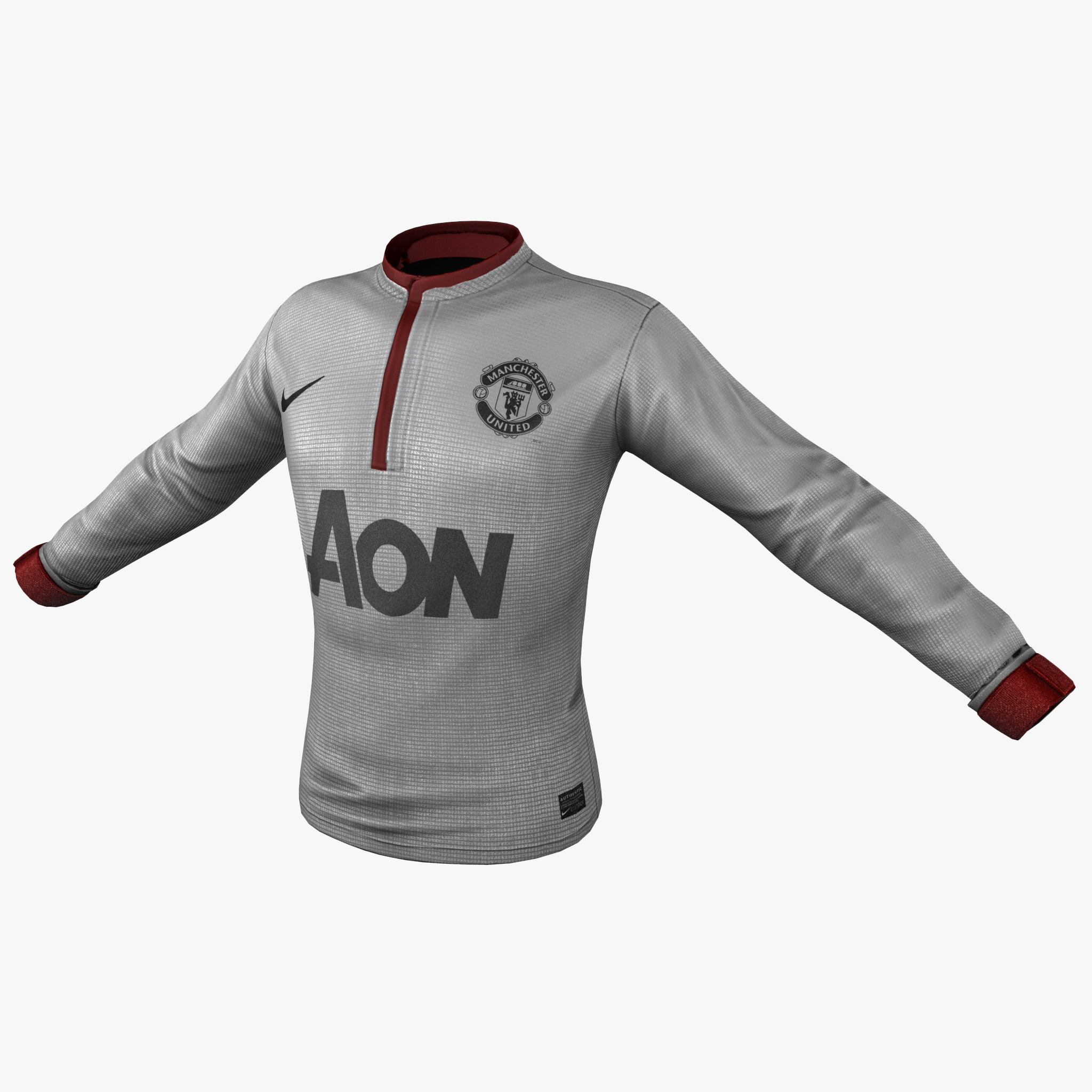 Soccer Shirt 2