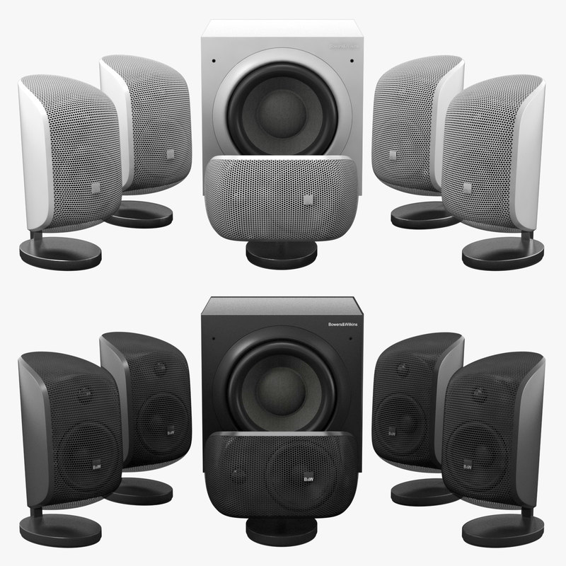 Bowers and Wilkins MT50