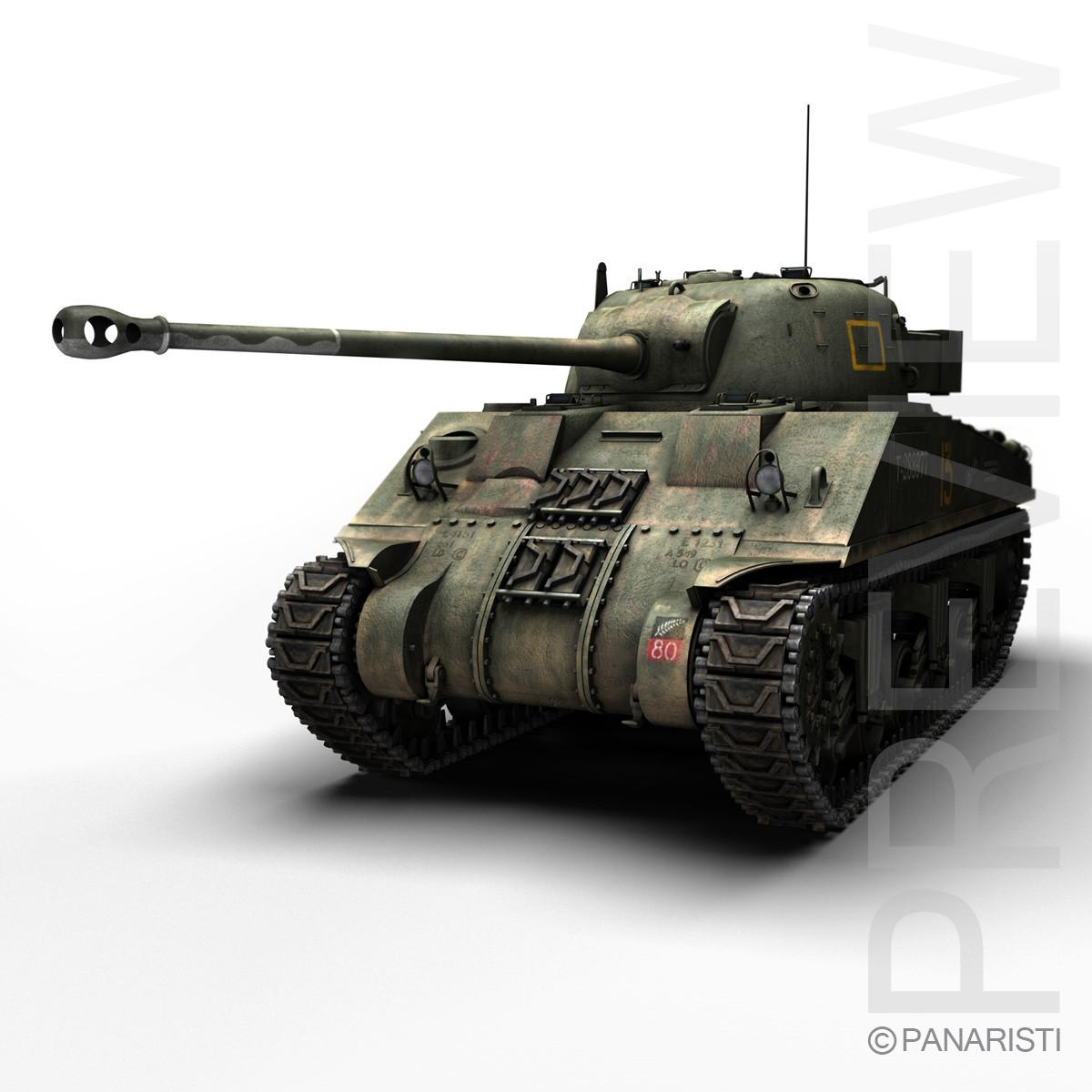 M4 Sherman Firefly VC