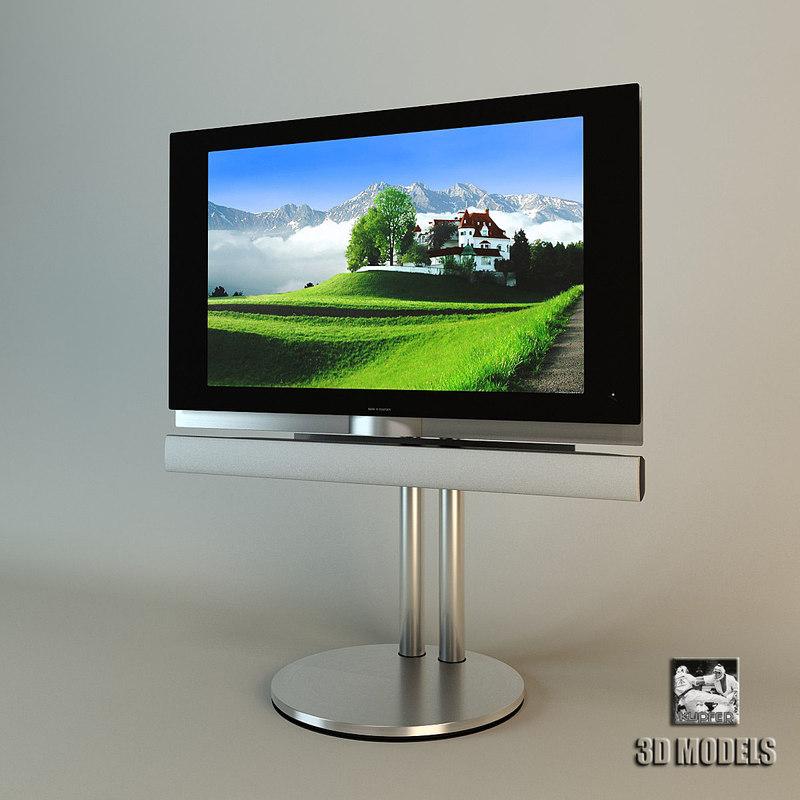 3d tv bang olufsen. Black Bedroom Furniture Sets. Home Design Ideas