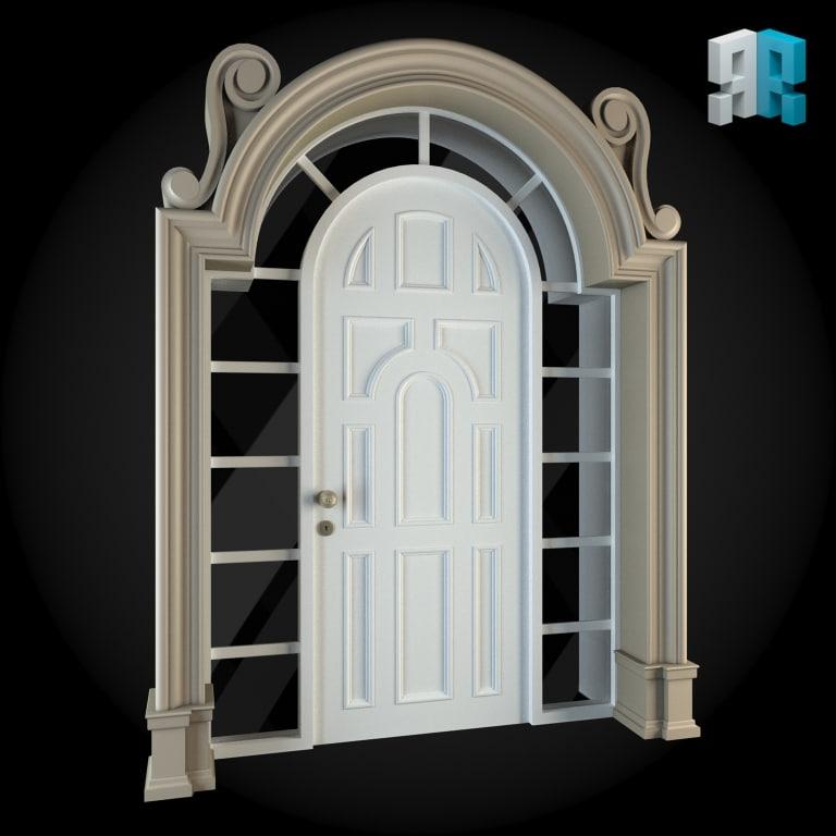 Door 048