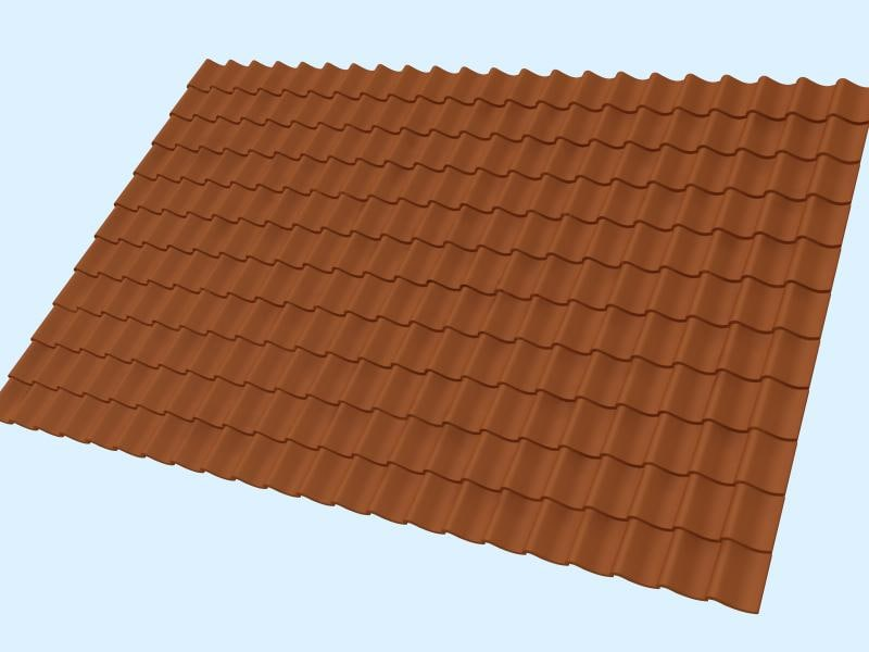 Roof Tile Texture For 3ds Max Roof Tiles Max