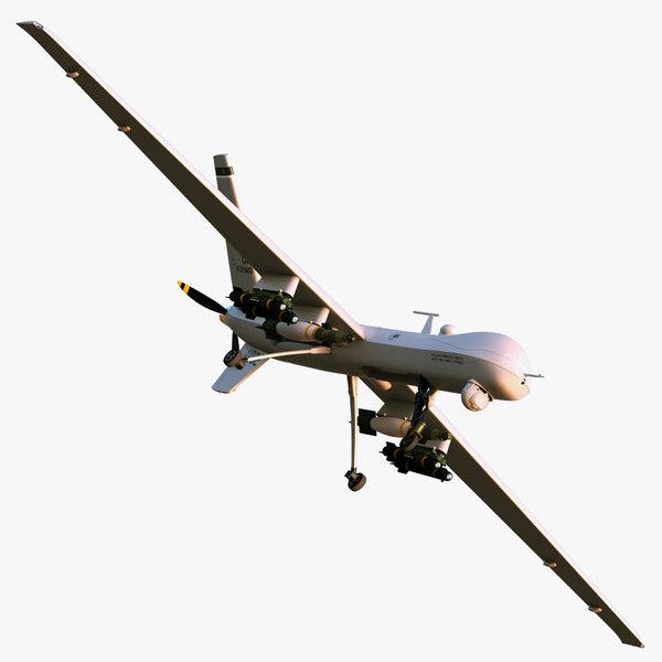 General Atomics MQ-9 Reaper General Media