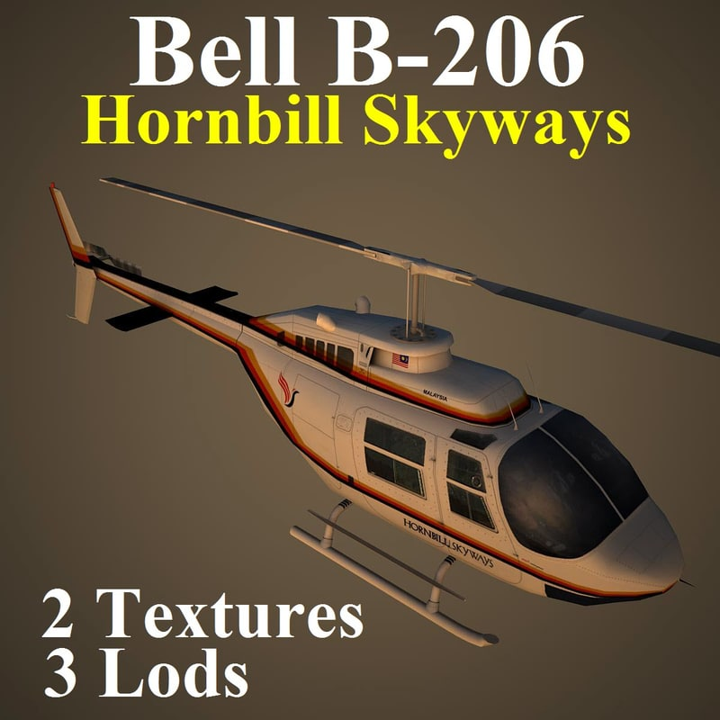 B206 HBS