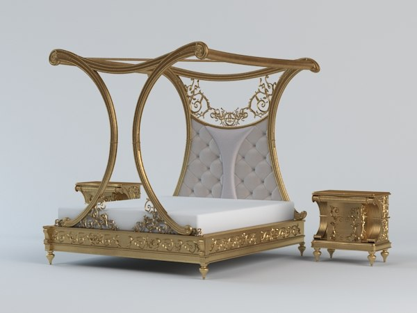 CLASSICAL BED