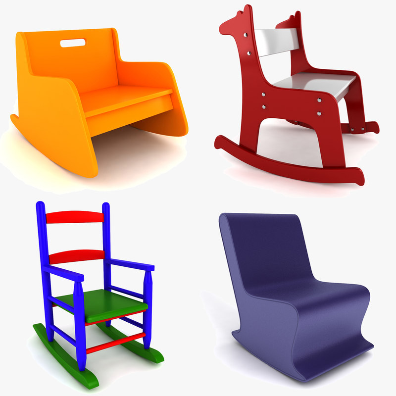 Kids Rocking Chair Collection