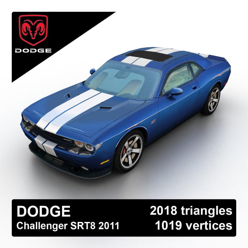 Dodge Challenger SRT8 392 Hemi 2011