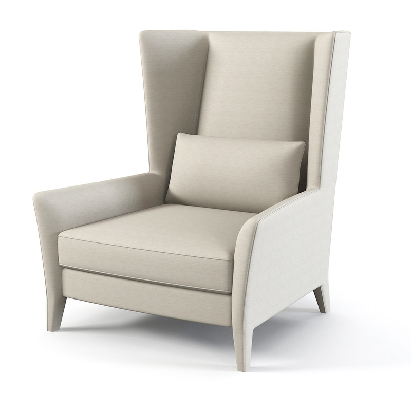 Fendi Wing Chair