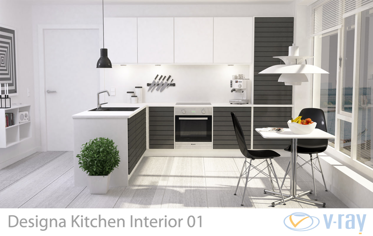Stl finder searching 3d models for cup of tee - Kitchen design 3d model free download ...