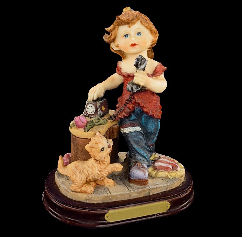3d decorative statue - Statue decorative d interieur ...