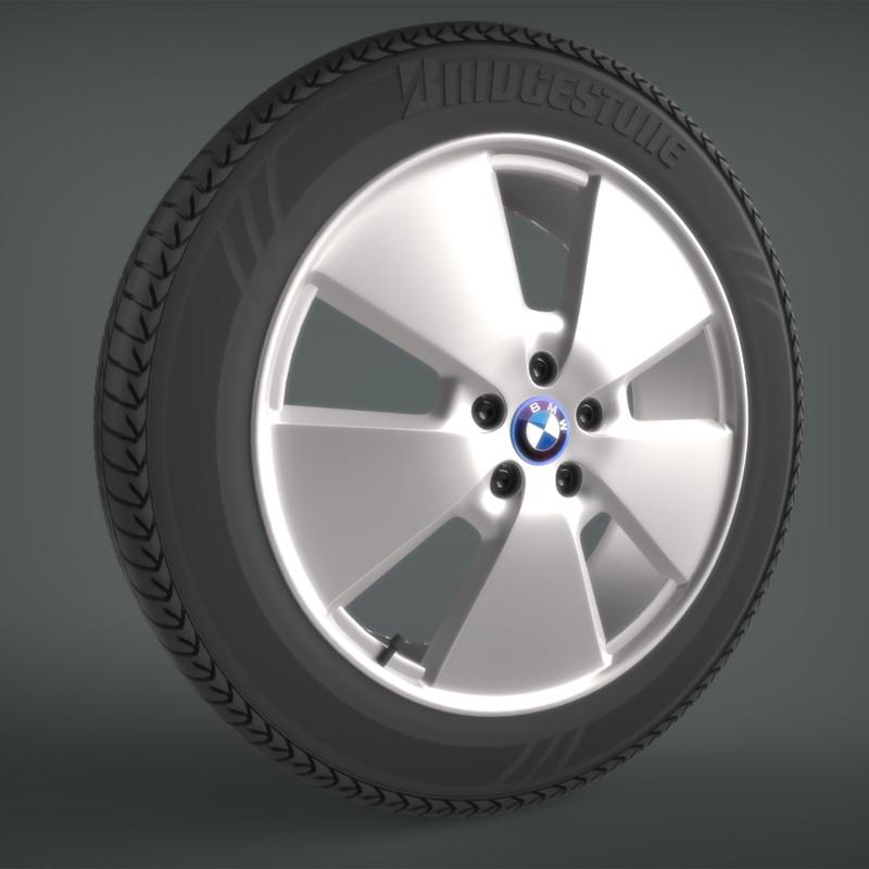 BMW i3 Rim One