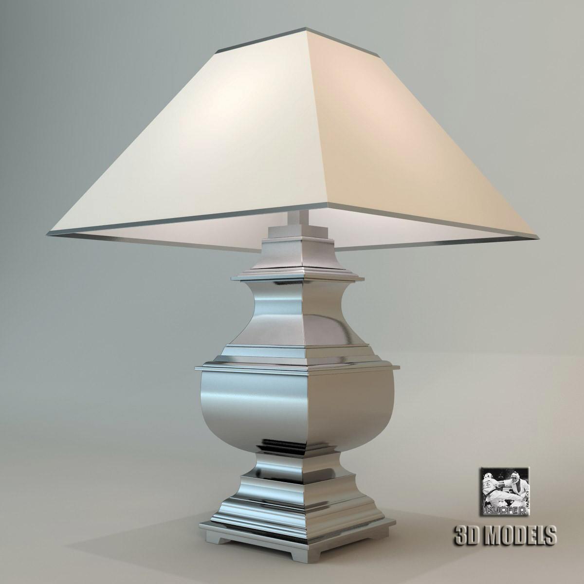 Eichholtz Hamilton Lamp