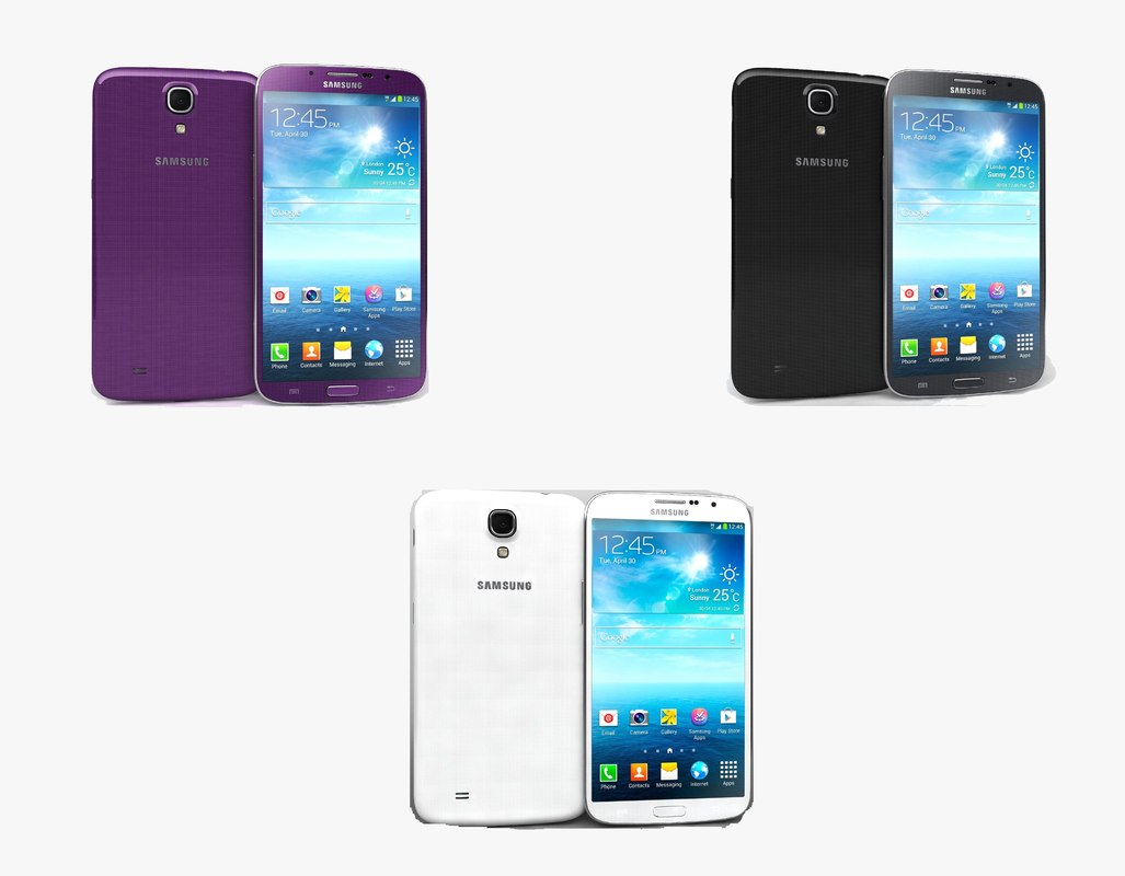 Samsung Galaxy Mega 6.3 I9200 All Colors