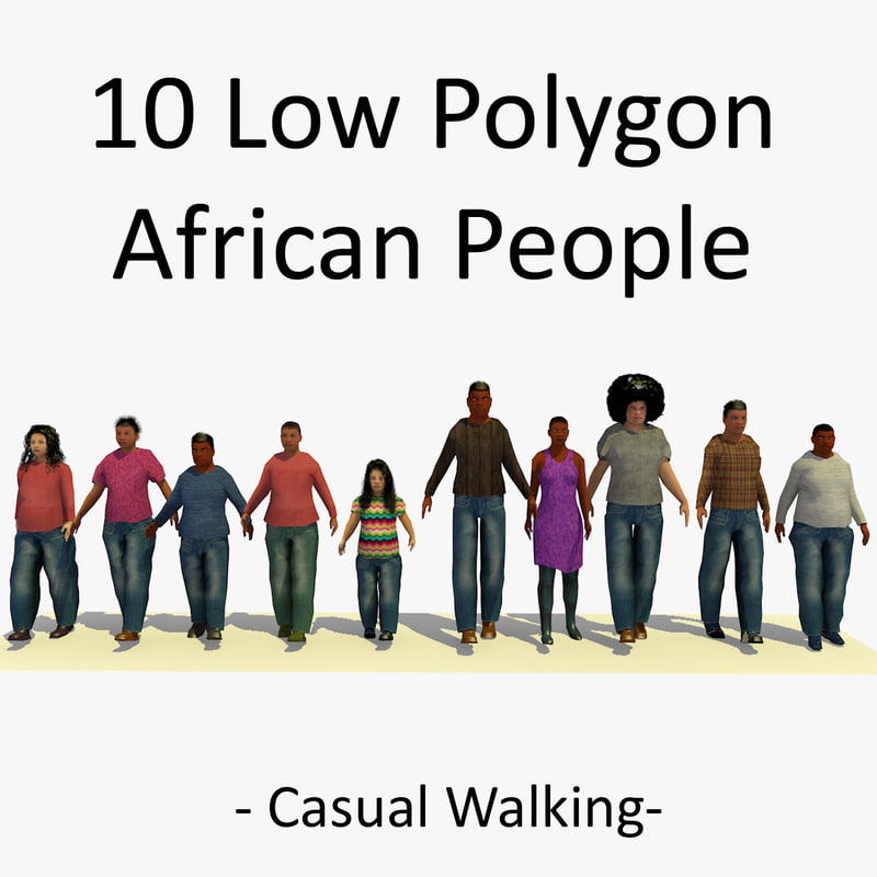 1 LOWPOLY AFRO PEOPLE WALKING COLLECTION.jpg