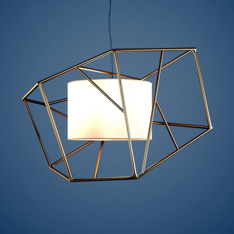 Mambo Star ceiling light