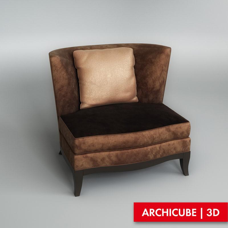 Maya chair for Chair 3d model maya