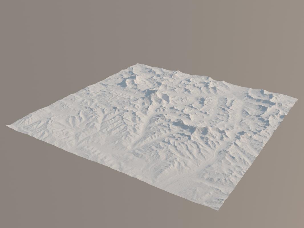 Mount Everest Topology