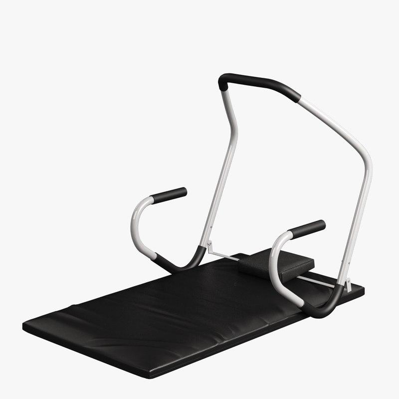 Fitness Abdominal 010