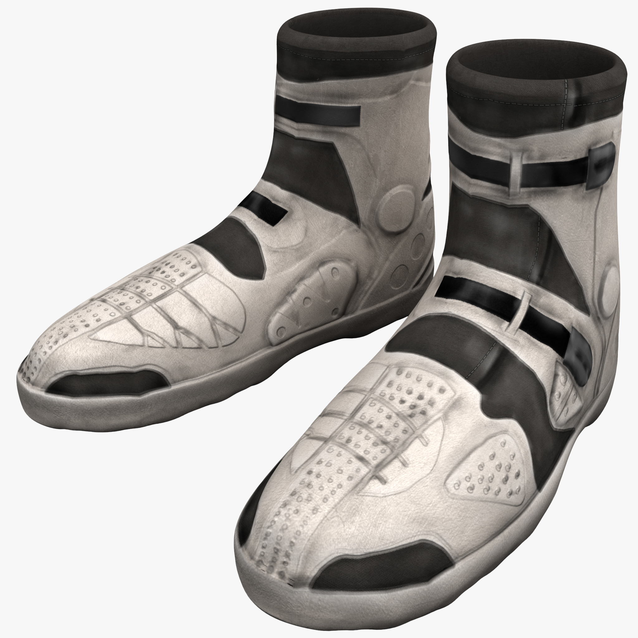 Futuristic Soldier Armored Boots_1.jpg