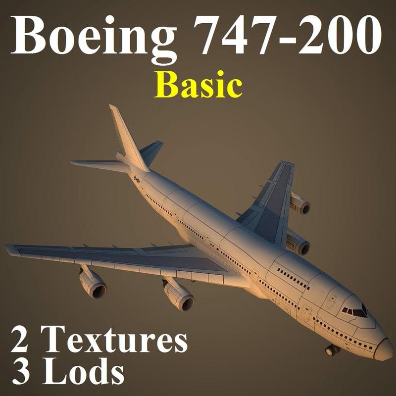 B742 Basic