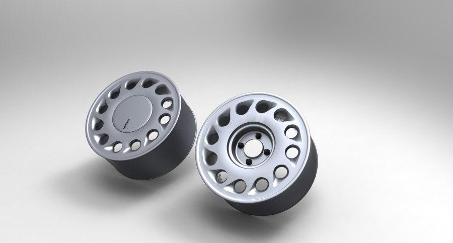 Nissan Silvia Teardrop Wheel