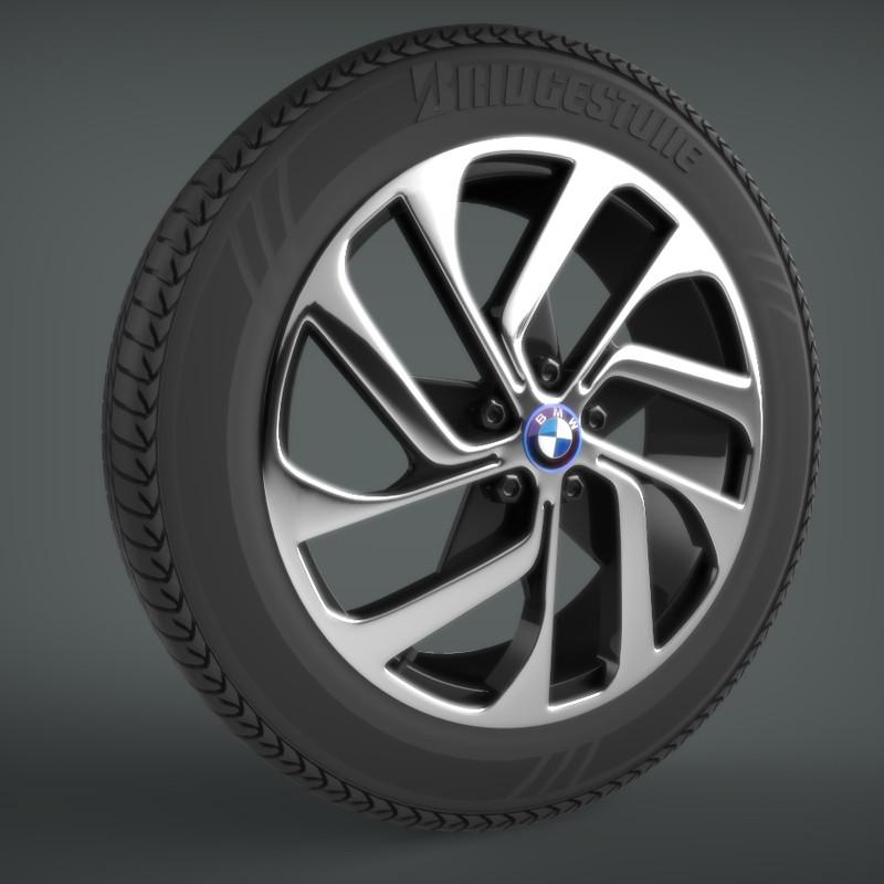 BMW i3 Rim Two