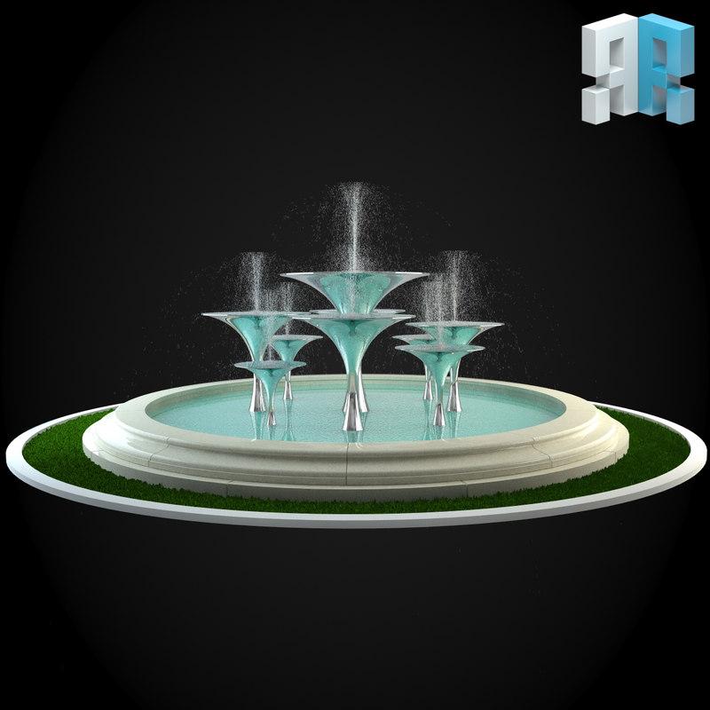 Fountain 033