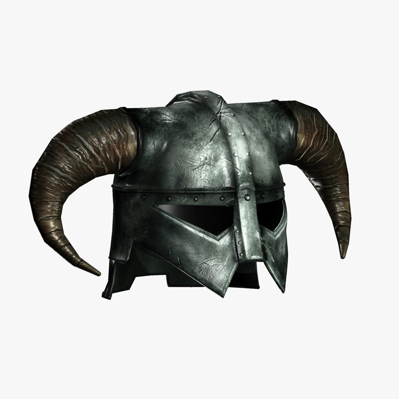 Horned Helmet