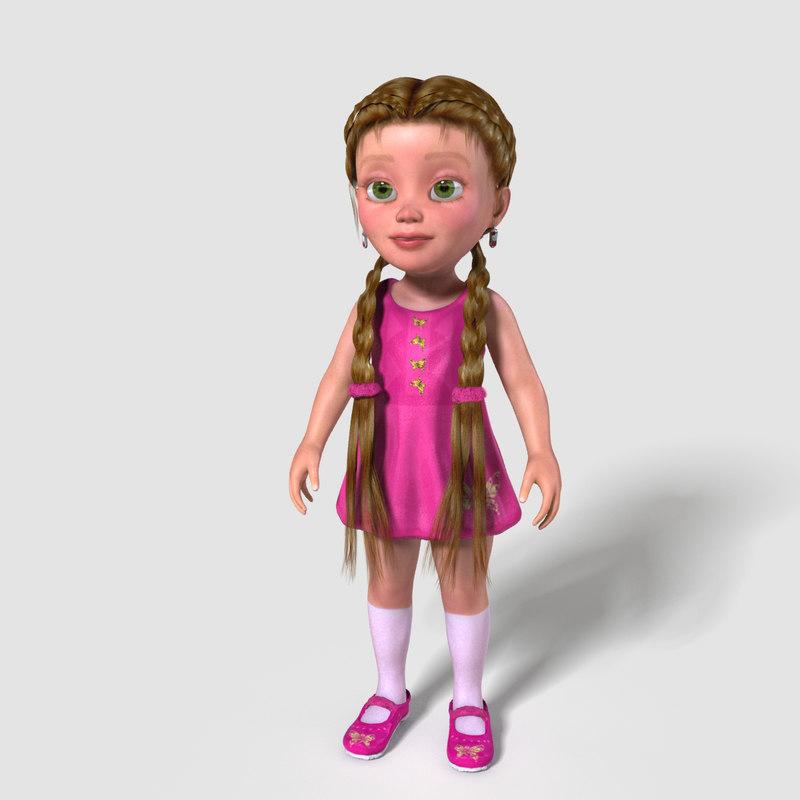 Sarah Child Girl