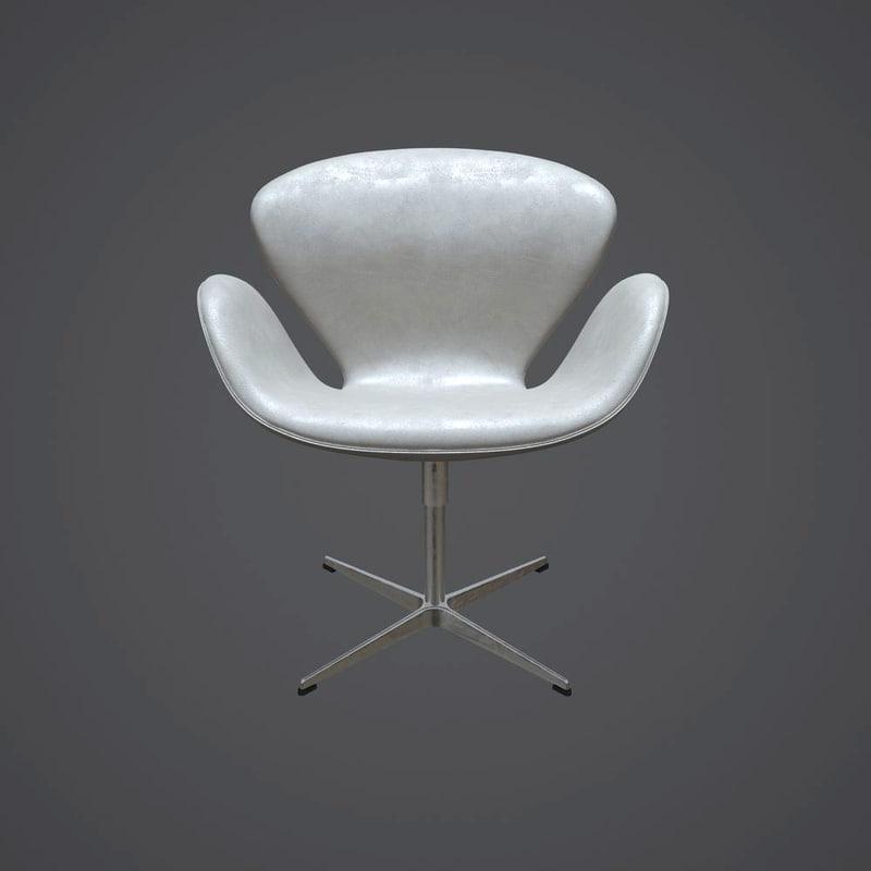 swan chair 3320